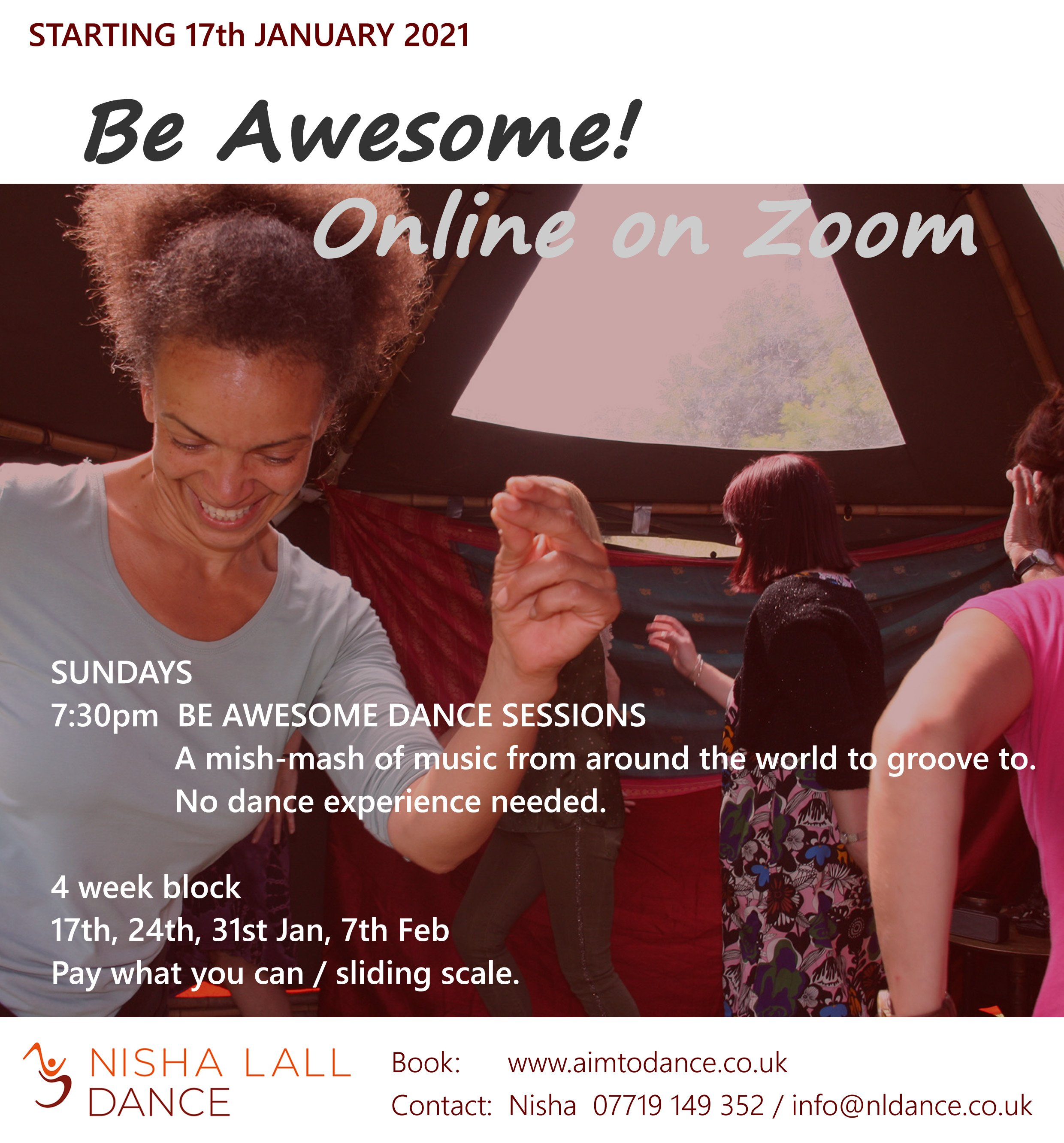 Be Awesome Sessions